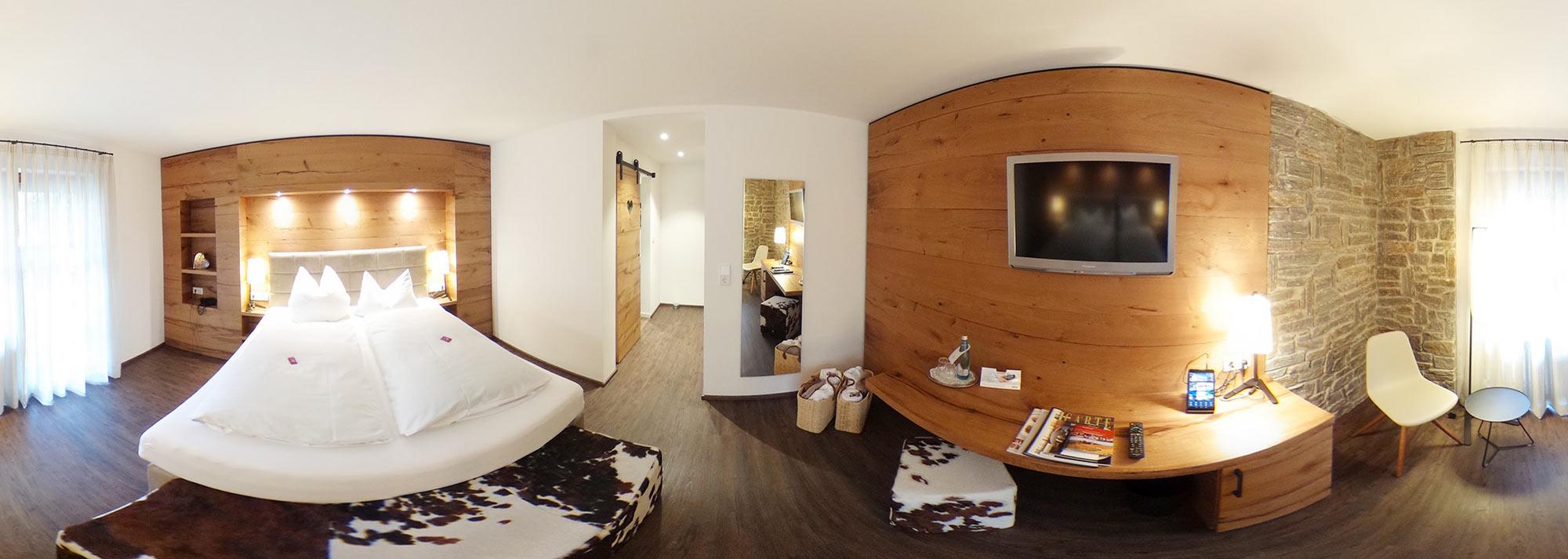 360 Grad Rundgang für Hotel und Gastronomie